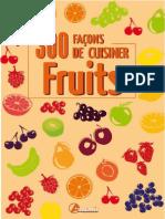 300 Facons de Cuisiner Les Fruits ( Pdfdrive )