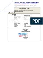 4. Personil CV. SME - Rumah Medis