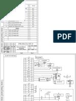 Термошкаф навесной, аппаратный  543-051 схема эл-кая