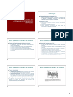 CEQ-04 - Métodos e Filosofia do Controle Estatístico do Processo