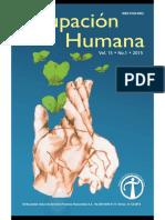 Revista Ocupación Humana