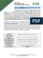 EDITAL PE 016-2021