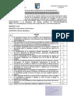 Ficha de evaluacion de virtualizacion de asignatura Metodos estadisticos