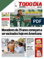 SP TODO DIA AMERICANA 220721
