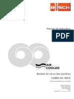 COBRA NC 400 B (Sistema de resfr por circ)_pt
