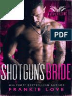 01 - Frankie Love  - Shotgun's (B)Ride (rev)