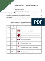 Katalog Simvolov IMO i Znakov Bezopasnosti-2