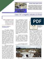 Acidente com Césio 137 em Goiânia