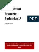 Intellectual Property - Redundant?