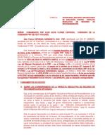 APELACION DE REC. RECONS. DE SANC.  LEVE- ESPINOZA SARMIENTO