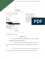 Operation Fox Hunt - Superseding Indictment