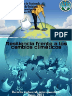Revista No. 2, Resiliencia  frente a los desastres climáticos