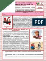 Sesion 15 Peru Pais, Justo Solidario y de Mocratico Cuarto1