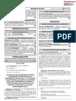 Ley Que Establece Medidas de Acceso a Una Pension Proporcion Ley n 31301 1975438 2