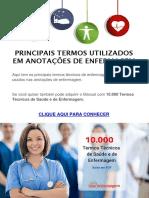 Principais Termos Utilizados Em Anotacoes de Enfermagem