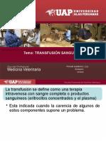 8.Transfusion Sanguinea
