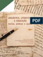 Linguistica Literatura e Educacao Teoria