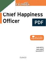 La Boîte à Outils Du Chief Happiness Officer