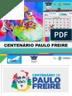 Centenário Paulo Freire - EJSA
