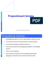 1 - propositional calculus