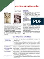 Significato biblico dello shofar, di Reuven Ross