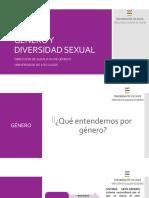 Charla Género, Diversidad Sexual y Lenguaje Inclusivo