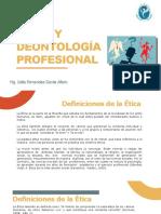 TEMA I Ética y Deontología Profesional (1)