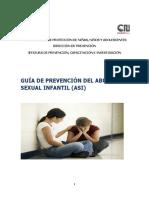 GUÍA TEMÁTICA PREVENCIÓN ABUSO SEXUAL INFANTIL.(CORREGIDA Y AMPLIADA)