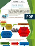 TEMA 3 FORMAS DE ORGANIZACION DEL SISTEMA UNIVERSITARIO BOLIVIANO