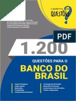 Apostila 1200 Questões Cesgranrio-Nova Concursos 2021