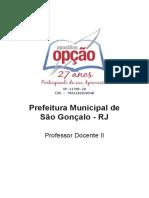 Apostila prof são Gonçalo RJ 2020 amostra