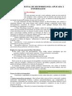 APOSTILA DIGITAL DE MICROBIOLOGIA APLICADA À ENFERMAGEM