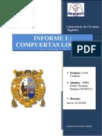 INF 1 L12 Compuertas Logicas Casimiro