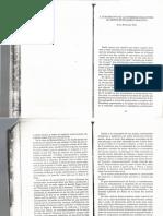 Breman, I. Surgimiento de las primeras relaciones de objeto en el marco analitico