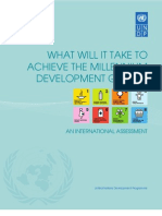 how to achieve mdgs