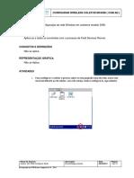 Coletor MC 3090 - Configurar Rede com AD
