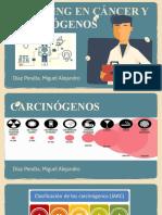 Screening en Cancer y Carcinogenos