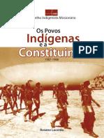 Povos Indígenas na Constituinte de 1988