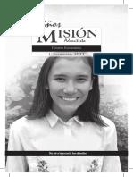 Mision Niños 2021 - 1T