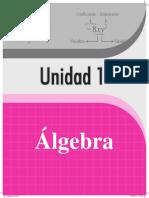 Texto_2do-Unidad 1 Álgebra (2da. Edición)