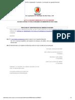 EMENDA À LEI ORGÂNICA MUNICIPAL Nº 017, DE 30062009 (licença gestante - 180 dias)