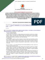 EMENDA À LEI ORGÂNICA MUNICIPAL Nº 021, DE 11062012 (proibição de contratação com empresas de parentes de prefeito e vereadores)