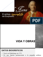 HUME Vida y Obras - Introducción