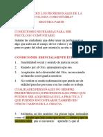 CONDICIONES NECESARIAS 2DA PARTE