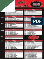 Nadines_Timetable_2011