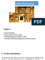 Filosofia romana - Aula 01