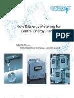 HVAC Flow metering