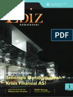 EBIZ Edisi 01 Tahun 2008