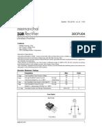 30cpu04-substitute HFA30PA60C