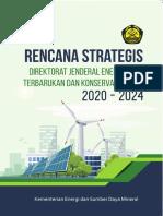 Buku Renstra EBTKE 2020-2024